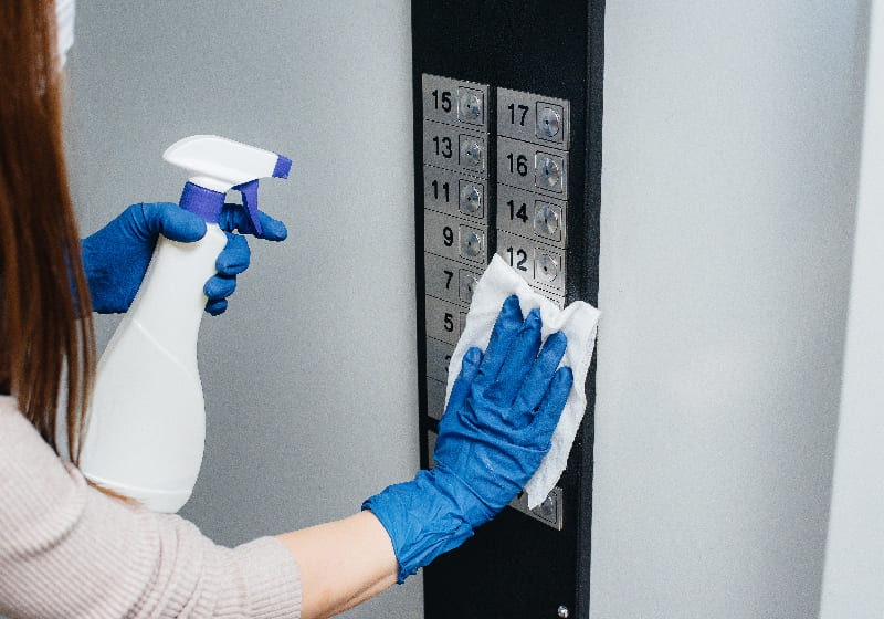 Keeping Your Tenants Safe from COVID-19