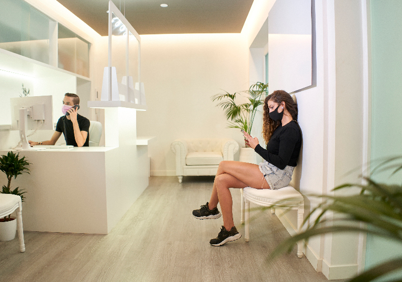 medical clinics in retail spaces